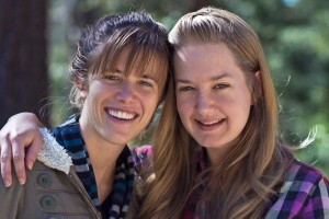 Rachel and Susan