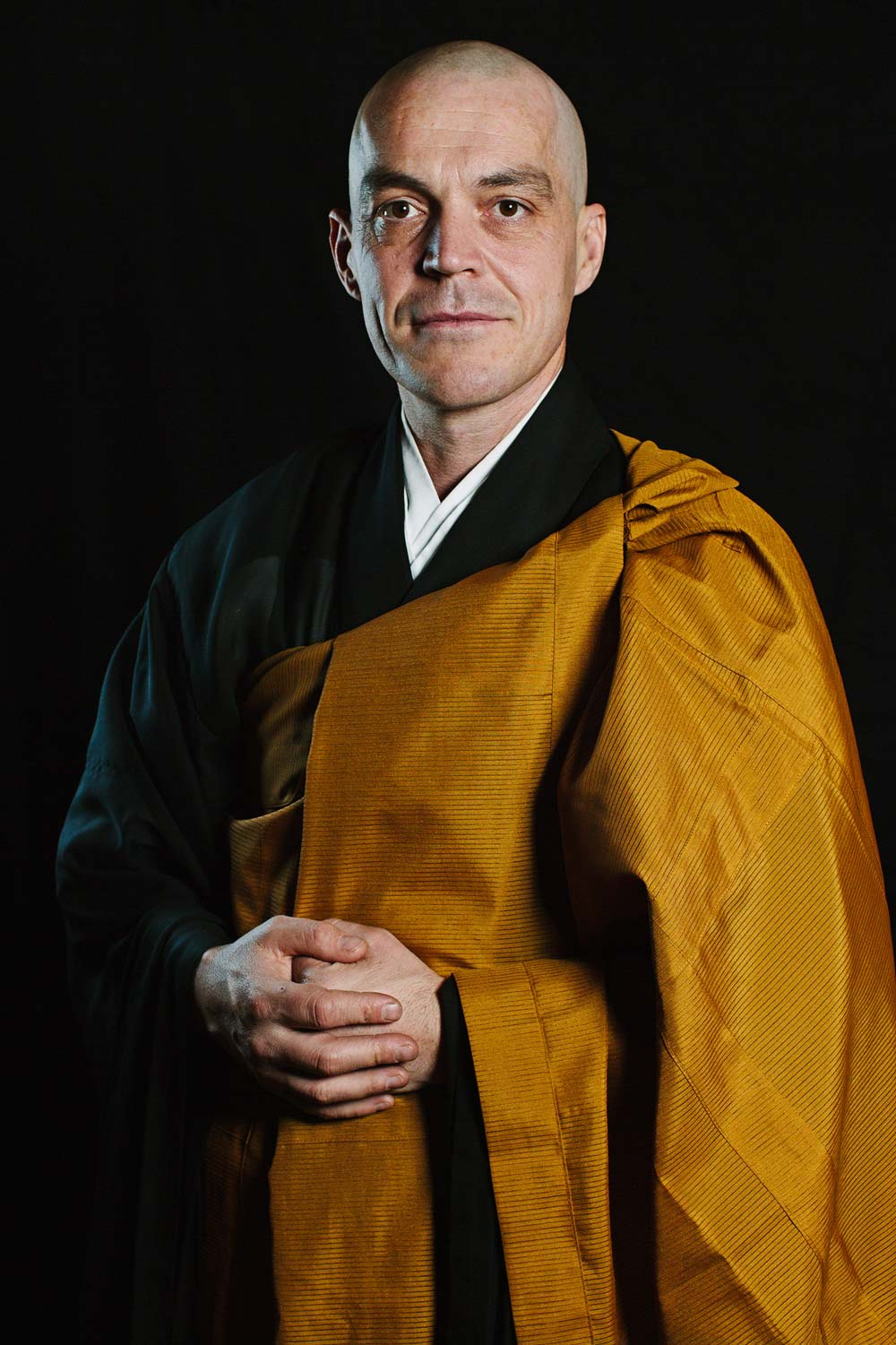 Portrait of Jokai Blackwell Sensei