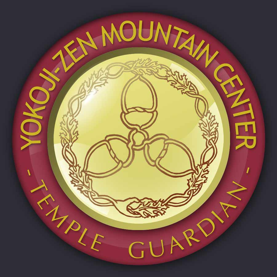 Temple Guardian badge