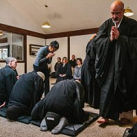Jukai: Taking the Precepts